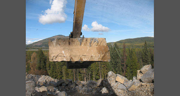 Aldridge stone alberta and bc landscape decorative and for Landscape rock quarry alberta